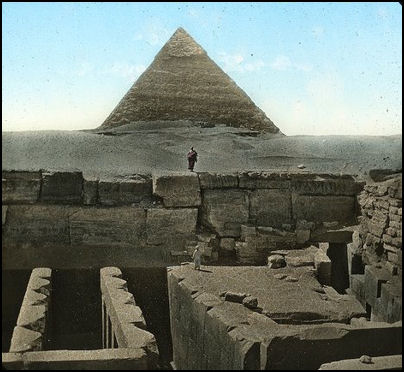Giza around 1900